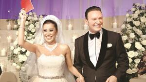 Begüm Gazioğlu ile Ömer Ballı evlendi