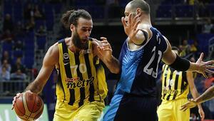 Fenerbahçe: 96 - Türk Telekom: 93