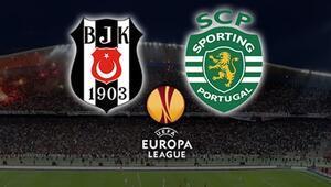 Sporting Lizbon - Beşiktaş maçı ne zaman, saat kaçta, hangi kanalda   CANLI İZLE
