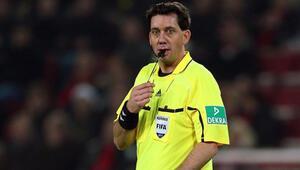 Sporting Lizbon-Beşiktaş maçına Alman hakem