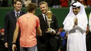 Beckhamdan Katar 2022ye destek