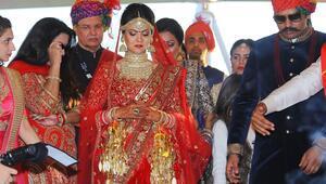 Antalyada 4 gün 4 gece Hint düğünü