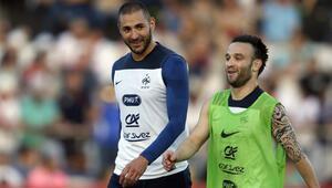 Benzema ve Valbuena yüzleşecek