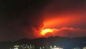 Etna Yanardağı korkutuyor