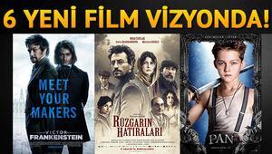 11 Aralık Cuma günü vizyona giren filmler