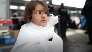 Mülteci çocuklar cinsel tacize uğruyor