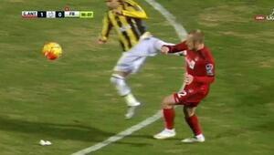 Fenerbahçeden Hasan Ali Kaldırımın kırmızı kartı için açıklama