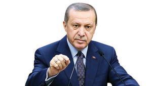 Cumhurbaşkanı Erdoğandan Rusyaya: Bunlar yavuz hırsız