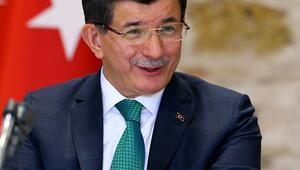 Başbakan Davutoğlu yabancı basın temsilcilerini kabul etti