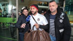Beşiktaş kafilesi Lizbonda