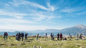 Türkmen Dağında büyük oyun