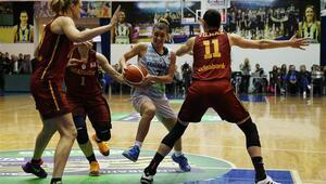 Fenerbahçe 57 - 56 Galatasaray