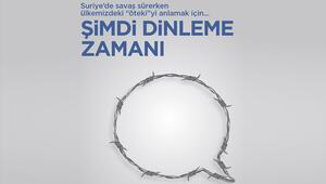 Öğrencilerden Suriye konulu seminer
