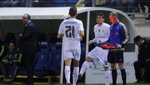Real Madridin Kral Kupası ümitleri tükendi