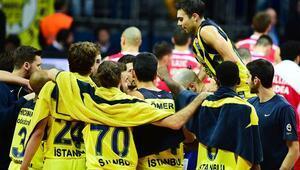 Fenerbahçe 79 - 61 Kızılyıldız
