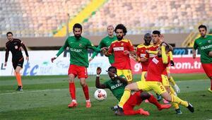 Karşıyaka 0 - 1 Yeni Malatyaspor