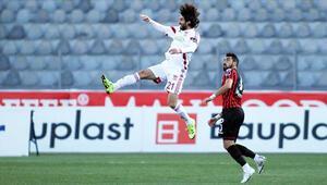 Gençlerbirliği 0 - 1 Sivasspor