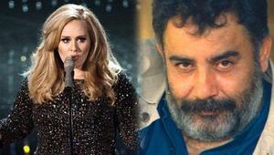 Ahmet Kayanın aranjörü Osman İşmenden Adele yorumu