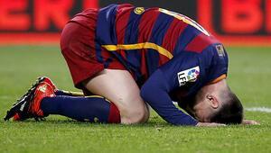 Barça 8 günde 4 puan kaybetti