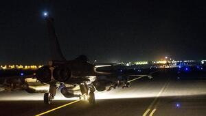 Fransa IŞİDi havadan karaya güdümlü füzelerle vurdu