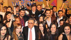 27. Genç İletişimciler Yarışmasında kazanan öğrencilere ödülleri verildi
