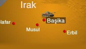 IŞİD Başikaya saldırdı, Türk askerleri yaralandı