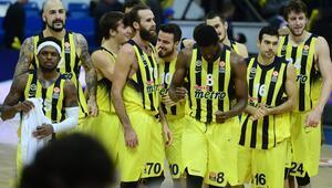 Khimki: 68 - Fenerbahçe: 70