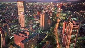 36 saatte Bogota