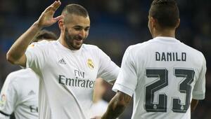 Real Madrid acımadı 10 attı