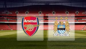 Arsenal Manchester City maçı ne zaman, saat kaçta, hangi kanalda   CANLI İZLE