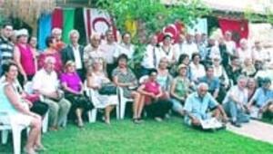 Dünya şairleri Datça'da buluştu