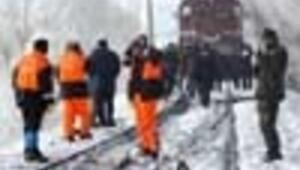 45 people injured in a train crash in Turkey