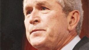 Bush'a baskı var