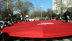Sarıkamış şehitleri İstanbulda anıldı