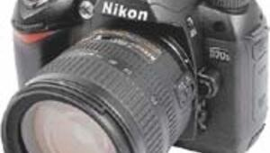 Tanımlanamayan uçan yaratık ve Nikon D70s