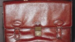 Çatlı'nın 'boş' çantası Hoştan'a hatıra oldu