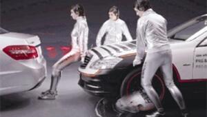 Mercedes'in konsepti ölüme meydan okuyor