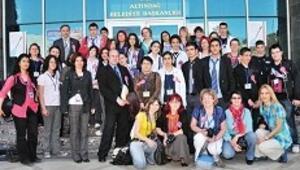 Avrupalı gençlerden Altındağ çıkarması