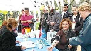 Kadıköy parklarında sağlık kontrolü başladı