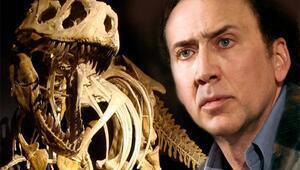 Nicolas Cagein dinozoru çalıntı çıktı