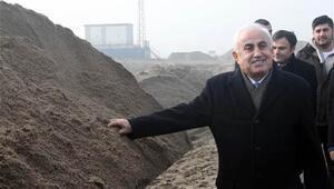 Edirne Valisi Dursun Şahin: Ben bu kumu görünce yiyeceğim geliyor