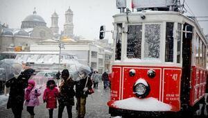 İstanbula yılbaşında kar yağacak mı