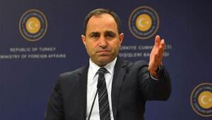 Türkiyeden Arap Birliğine cevap