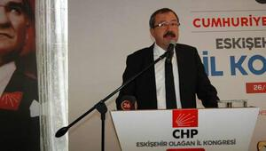 Eskişehirde Özkar, CHP İl Başkanlığı 1 oy farkla kazandı