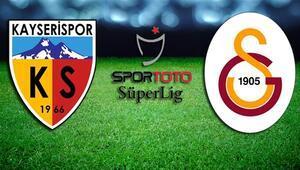 Kayseri-G.Saray maçı saat kaçta hangi kanalda