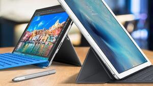 iPad Pro mu Surface Pro 4 mü