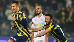 Fenerbahçe 2-1 Medicana Sivasspor