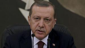 Erdoğandan Demirtaşa: Bu eş başkanın yaptığı ihanettir
