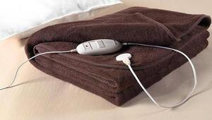Elektrikli battaniye ölümüne sebep oldu