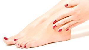 Ayak parmaklarına nasıl masaj yapılır